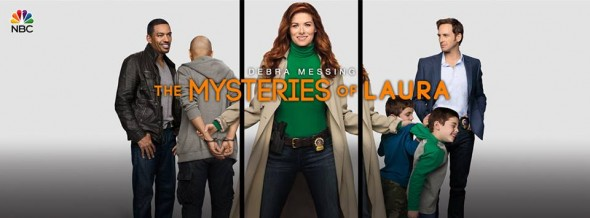 The Mysteries of Laura TV show on NBC: latest ratings