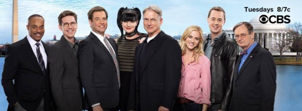 NCIS TV show on CBS: season 12