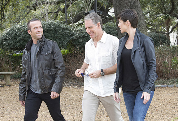 NCIS: New Orleans TV show on CBS