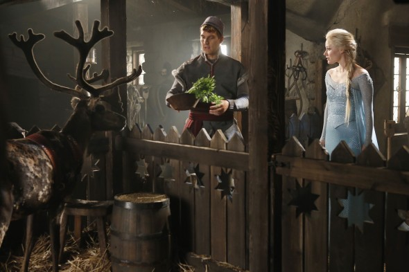 Once Upon a Time TV show season 4