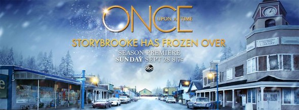 Once Upon a Time TV show on ABC ratings