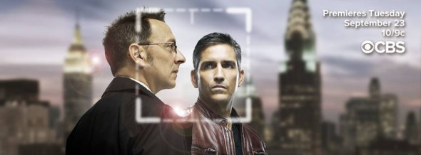 Person of Interest TV show on CBS: season 4