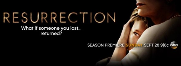 Resurrection TV show on ABC ratings
