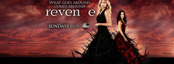 Revenge TV show on ABC: latest ratings