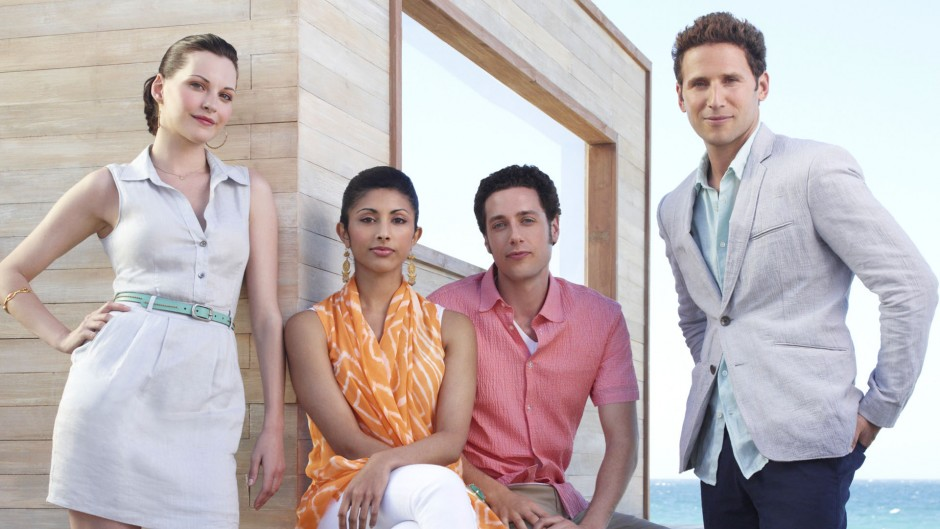 Royal Pains Serie