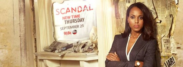 Scandal TV show on ABC ratings