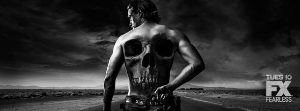 Sons of Anarchy TV show on FX: final season ratings