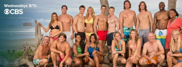 Survivor TV show on CBS ratings