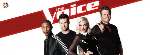 The Voice TV show on NBC: latest ratings