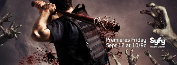 Z Nation TV show on Syfy ratings
