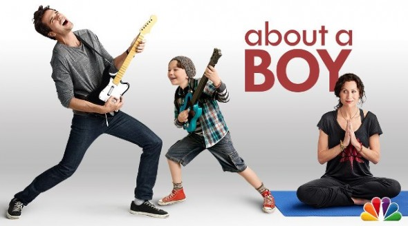 About a Boy TV show on NBC: cancel or renew?