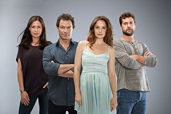 The Affair TV show on Showtime