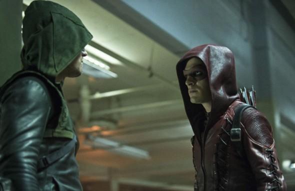 Arrow TV show on CW ratings
