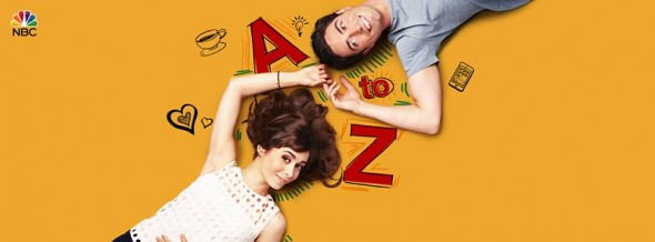 A to Z TV show on NBC ratings (cancel or renew?)