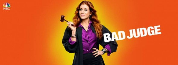 Bad Judge TV show on NBC: ratings (cancel or renew?)