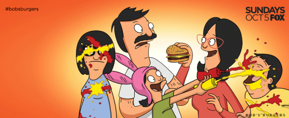 Bob's Burgers TV show on FOX ratings
