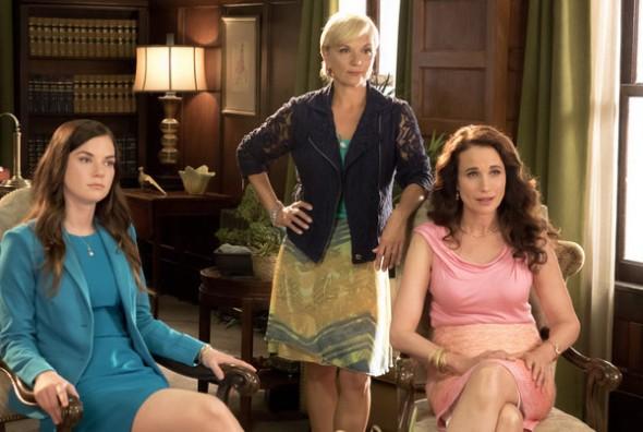 Debbie Macombers Cedar Cove TV show: season 3