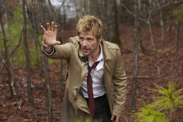 Constantine TV show canceled by NBC, no season 2