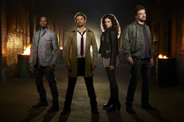 Constantine TV show on NBC