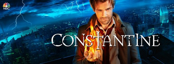 Constantine TV show on NBC ratings