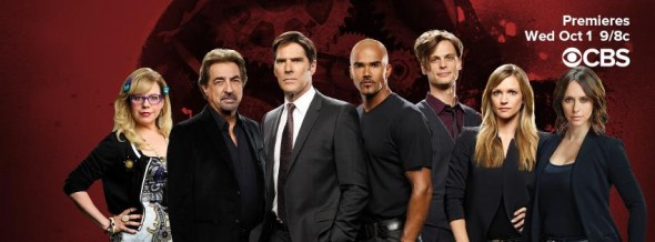Criminal Minds TV show on CBS: ratings