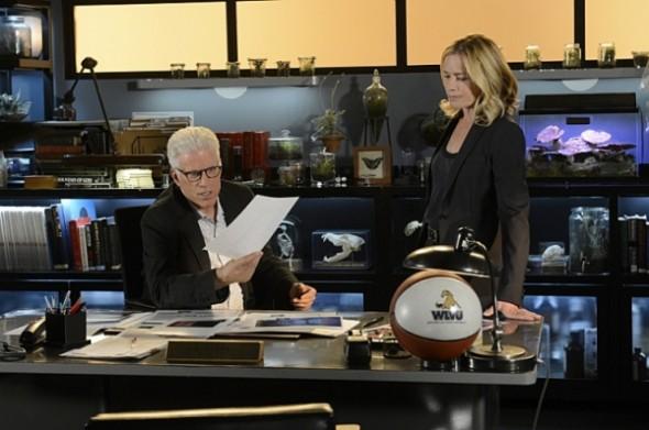 CSI TV show on CBS
