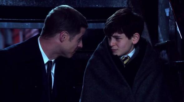 Gotham TV show on FOX more episodes