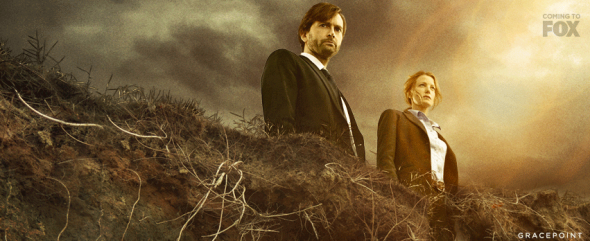 Gracepoint TV show on FOX ratings: cancel or renew?
