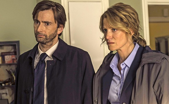 Gracepoint TV show canceled?