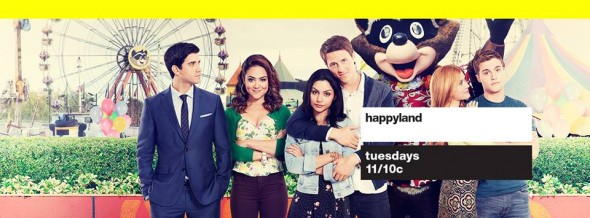 Happyland TV show on MTV: ratings (cancel or renew?)