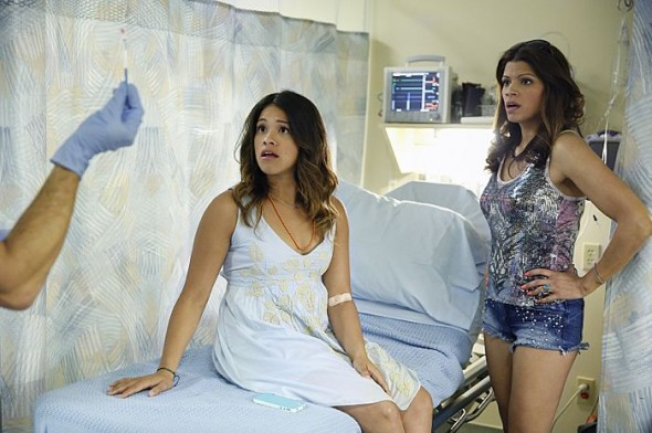Jane the Virgin TV show on CW ratings
