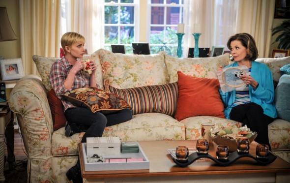 Jennifer Falls TV show on TV Land cancelled