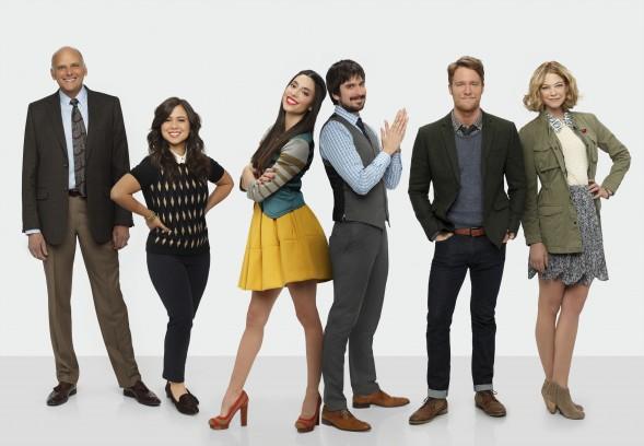 Manhattan Love Story TV show on ABC