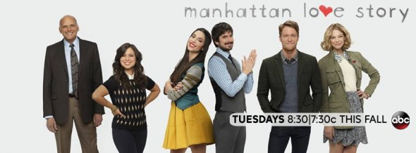 Manhattan Love Story TV show on ABC ratings