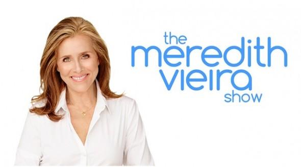 Meredith Vieira Show season 2 renewal