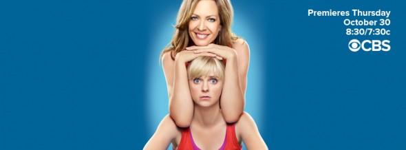 Mom TV show on CBS: season 2 ratings (cancel or renew?)