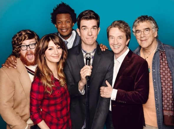 Mulaney TV show on FOX
