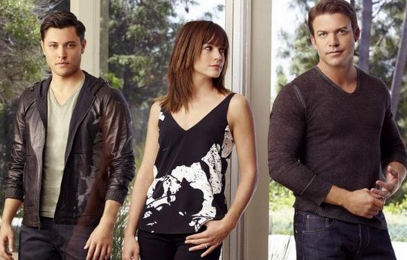 Satisfaction TV show on USA: season 2