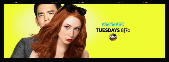 Selfie TV show on ABC: ratings