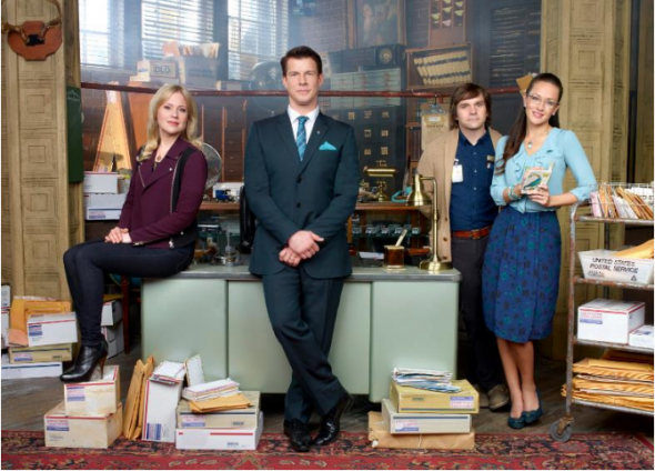Signed, Sealed, Delivered: Hallmark Movie Series to Return for ...