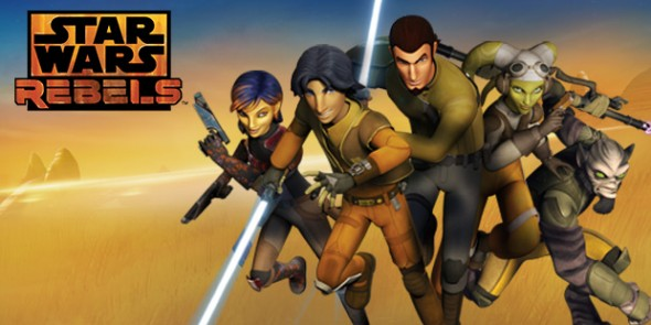 Star Wars Rebels TV show season 2