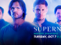 Supernatural TV show on The CW: ratings