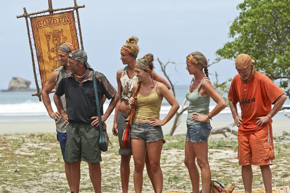 Survivor TV show on CBS