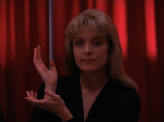 Twin peaks TV show on Showtime