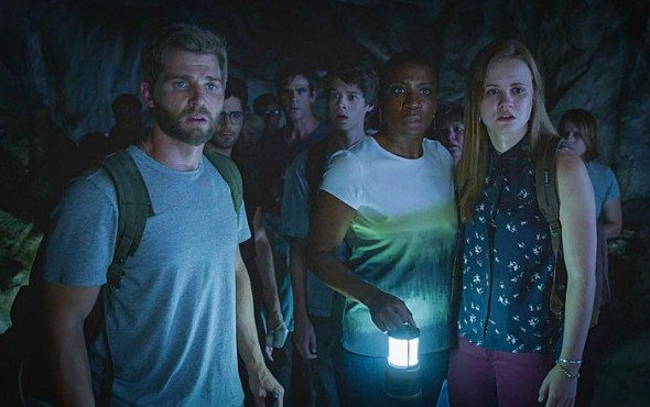 Under the Dome TV show on CBS: season 3
