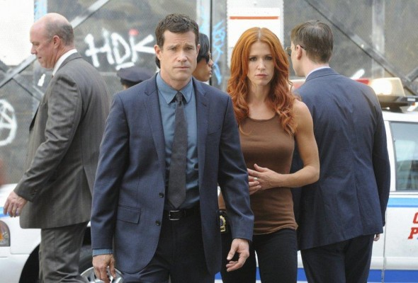 Unforgettable TV show on CBS canceled no season 4