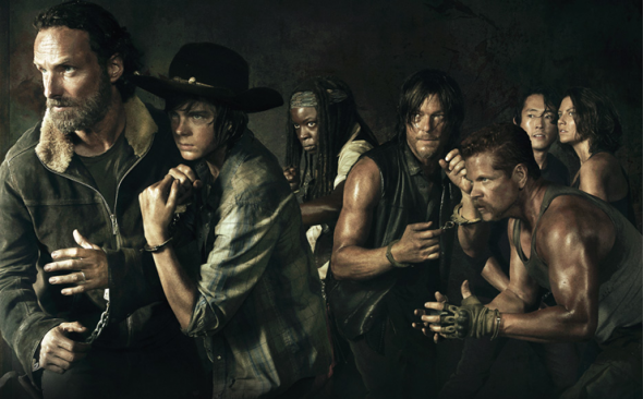 Walking Dead TV show on AMC:  season 6