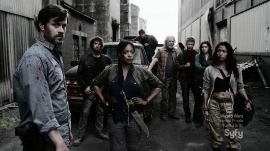 Z Nation TV show on Syfy: season 2