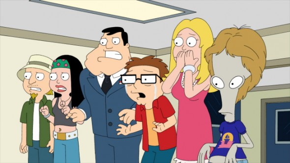 American Dad! TV show renewed on TBS