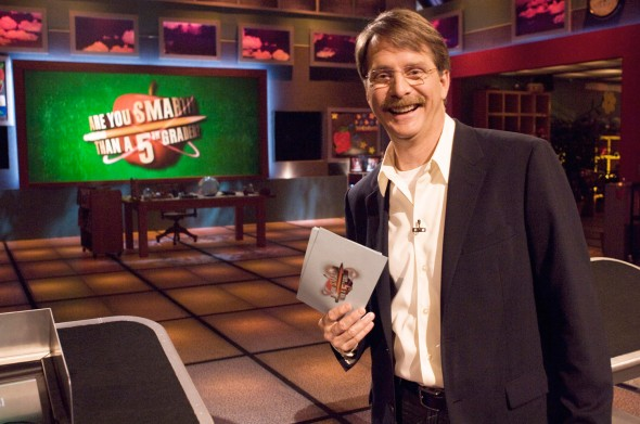 Are You Smarter Than a 5th Grader? TV show on FOX